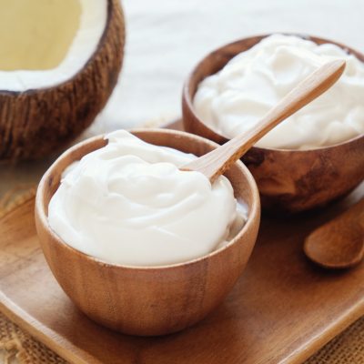 Jayne's Easy Homemade Coconut Yogurt