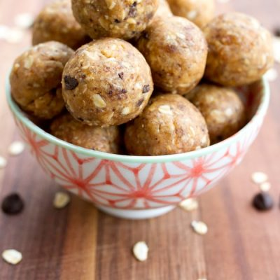 Superfood Cookie Dough Bites