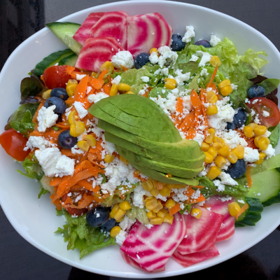 My Favorite Farmer's Market Salad