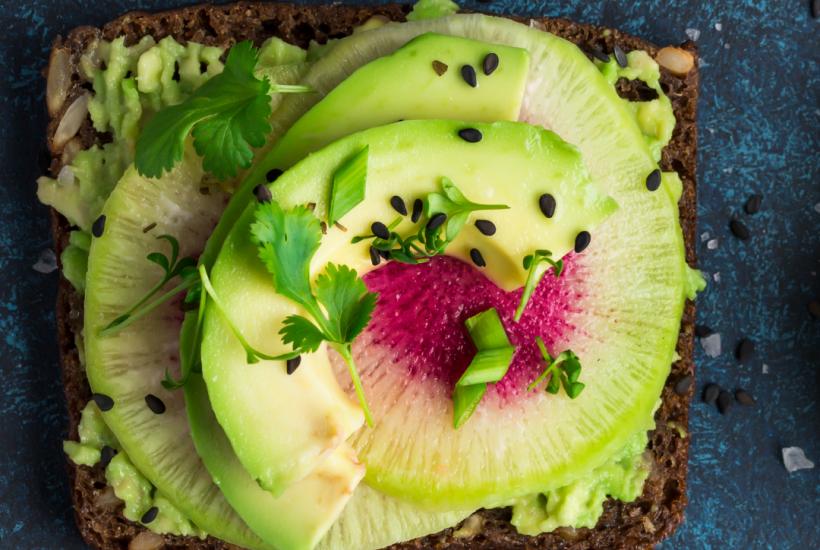 Beauty Avocado Toast